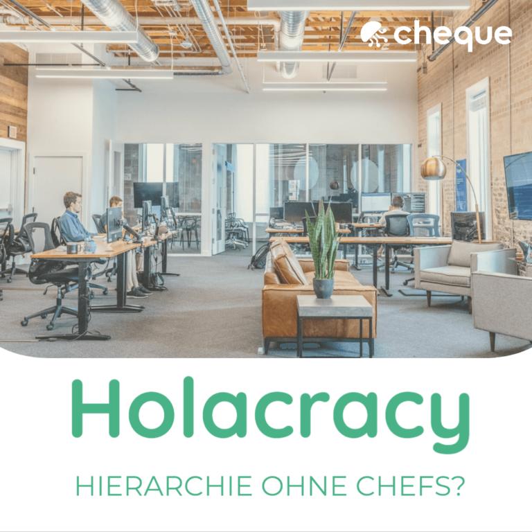 Holacracy im Startup - Cheque der Intelligente Cloudspeicher